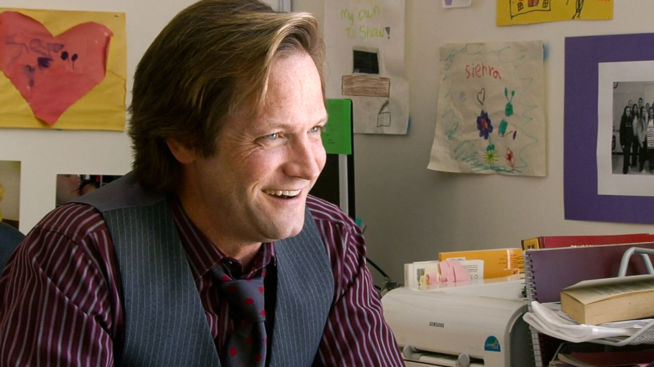 What is a Mockumentary? Matt Letscher in Teacher of the Year