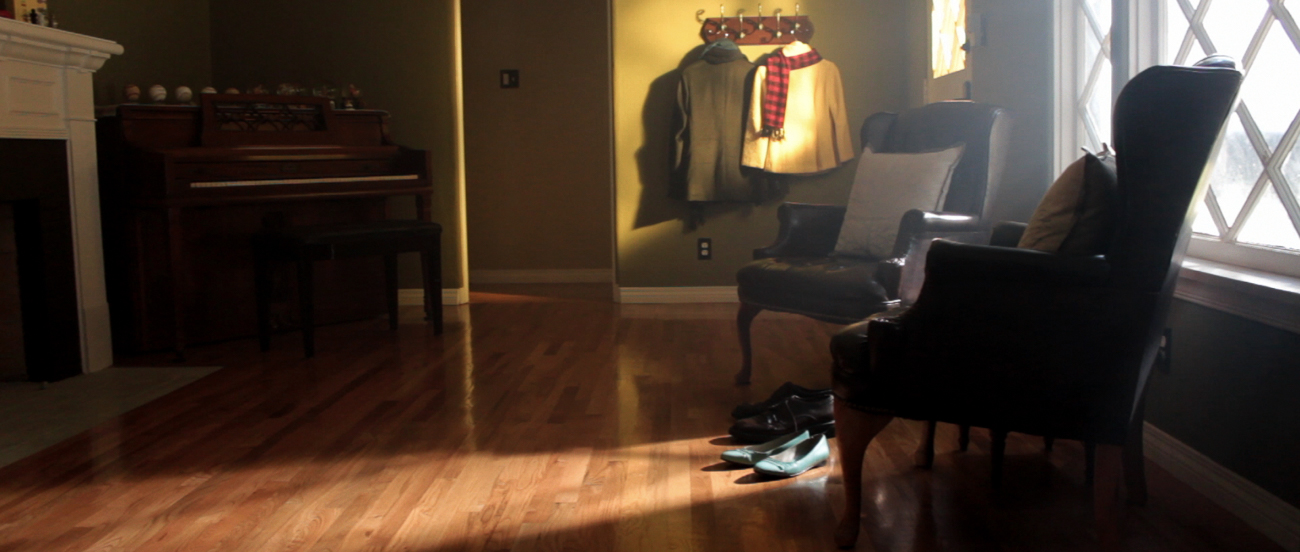 Frame Grab from Showtime short film Separated