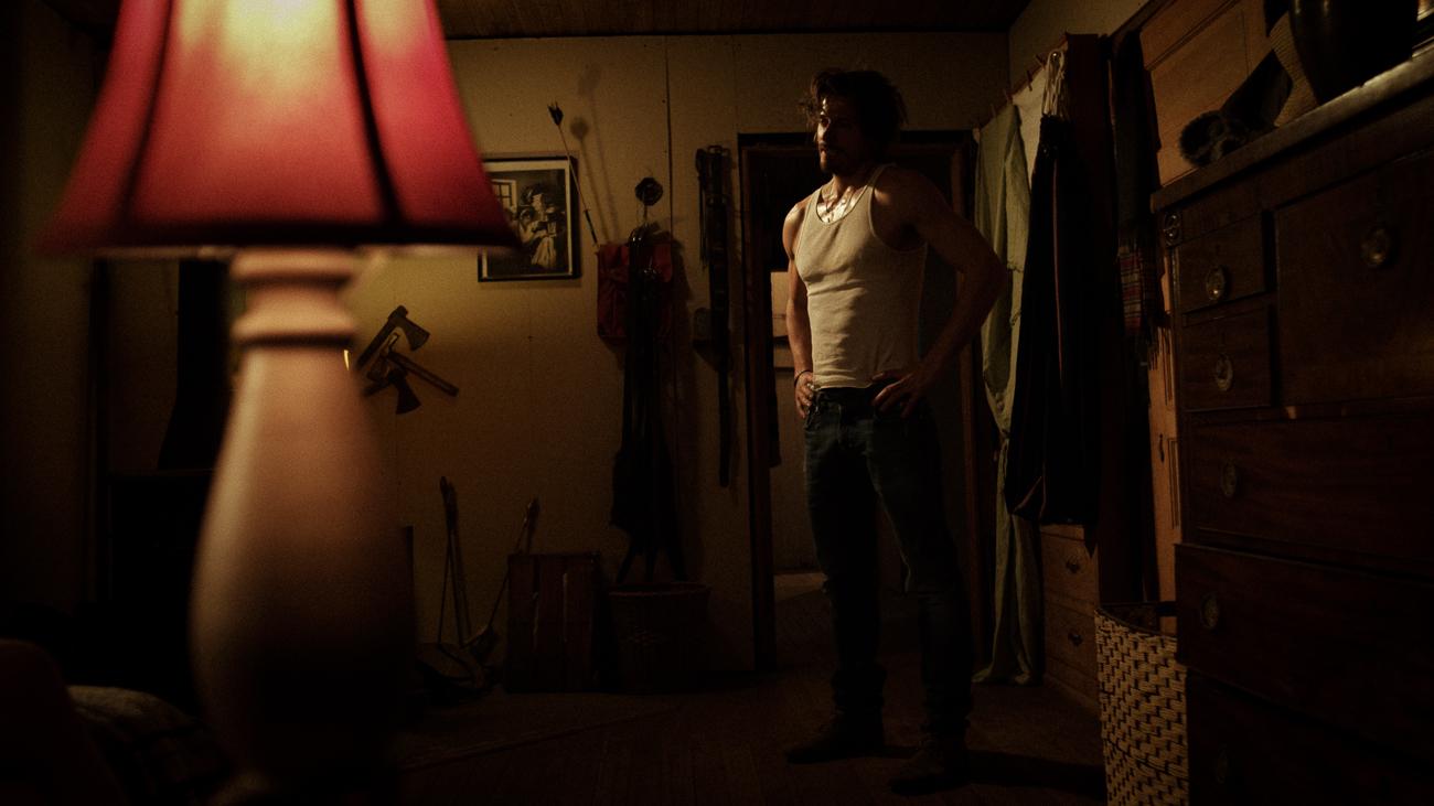 Lane Carlson in festival short film The Big Meet